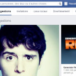 Facebook continue la refonte de son interface…