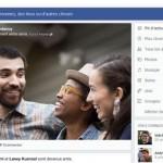 Quid des nouvelles Pages Facebook