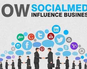 Le social media impacte le business
