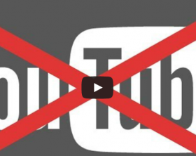Youtube bloqué