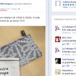 Nouvelle fonctionnalité Facebook pour connaitre le nom de l'administrateur qui a publié un message