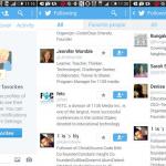 Twitter crée «Fave People» pour suivre ses comptes favoris