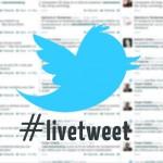 Les règles de base pour bien tweeter en live