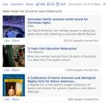 Quid des « Related Articles » sur Facebook ?