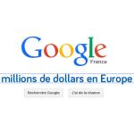 Google va investir 100 millions de dollars en Europe