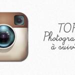 Les comptes photographes à suivre sur Instagram