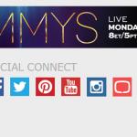 Emmy Awards et réseaux sociaux