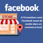 Facebook : le sauveur du business local