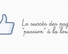 Facebook succès page passion