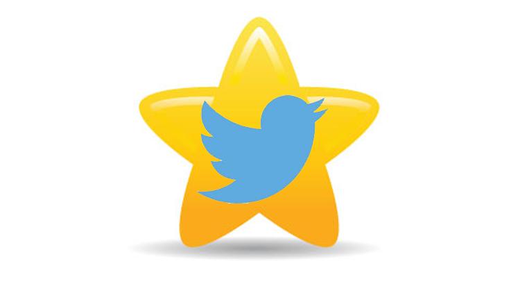 Twitter met en nvant les favoris dans la timeline