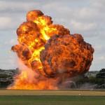 Bilan 20/06/18 AK3 : incendie et explosion à l'usine classée SEVESO