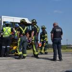 Explosion dans l'usine AK1 : un des pompiers blessés est décédé