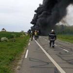 Usine AK3: un risque de propagation du feu vers la société Aldud